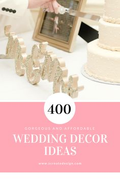 Custom Table Signs, Personalized Gifts, so many things to choose from! Browse over 400 unique wedding decorations that fit any theme, color and style! | Handmade Wedding Decor & Gifts at www.ZCreateDesign... or shop ZCreateDesign on Etsy