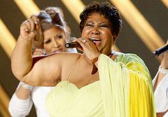 Remember when Aretha Franklin was big  well she aint anymore. Look how thin shes got. Word on the curb is that she had stomach surgery. The iconic American singer songwriter and musician who began hercareer as a child singinggospelat the church of her fatherministerC. L. Franklinschurch is now 75 years old. She has won a total of 18 Grammy Awards and is one of thebest-selling artists of all time having sold over 75 million records worldwide. Her hits include:A Rose Is Still a Rose; Rock…