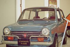 We released our #FirstHonda, the #N600, in 1969! Re-pin if you're driving one of its grandchildren!
