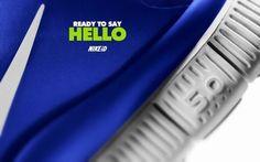 Ready to say hello Nike iD - Nike Free Run