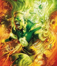 DC Comics is making the new version of the First Green Lantern (Alan Scott) gay.