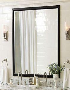 Coastal Style: Hamptons Style in Black & White