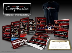 Best martial arts fitness system @corpbasics Fitness System DVD's.
