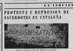 Protesta y Represion de Sacerdotes