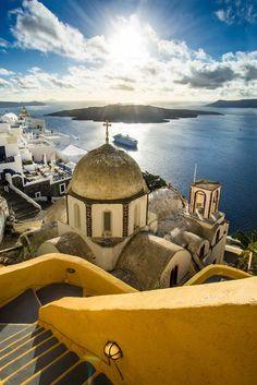 Fira - Santorini, Greece