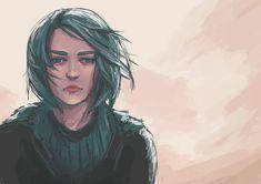 Arya by KsenLeman.deviantart.com on @deviantART