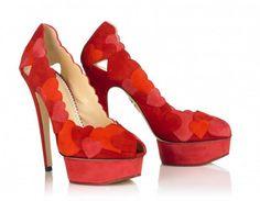 Modelo Love Me. Colección Zapatos de Novia Charlotte Olympia