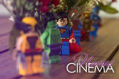 Bodas con sentido de la creatividad... Novias&Cinema.