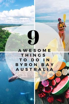 After spending 3 weeks and doing all the Byron Bay activities, I finally get what all the hype is about. Here are all the best things to do in Byron Bay. Wanker-free locations only! Coast Australia, Visit Australia, Australia Trip, Byron Bay Waterfalls, Byron Bay Restaurants, Byron Bay Accommodation, Byron Bay Beach, Australia Travel Guide, Beach Trip