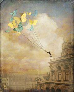 Sogno e metafisica delle fiabe nelle opere di Christian Schloe – laboratorio creativo