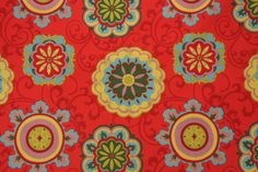 All Outdoor Fabric :: Mill Creek Farrington - Terrace Printed Polyester Outdoor Fabric in Grenadine $8.95 per yard - FabricGuru.com: Discount and Wholesale Fabric, Upholstery Fabric, Drapery Fabric, Fabric Remnants
