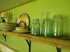 { Farmhouse Dining Room }