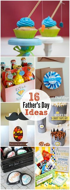 Celebrate DAD with these easy and fast Father's Day gift ideas and printables!