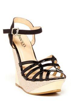 Bucco Sula Wedge Sandal on HauteLook