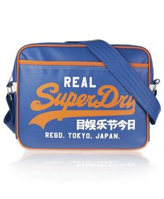 Superdry Mash-up Alumni Bag - Men's Bags