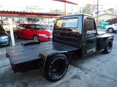 Gmc Pickup Trucks, Jeep Truck, Truck Bed, Ford, Custom Flatbed, Little Truck, Old Pickup, Mini Trucks, Custom Trucks