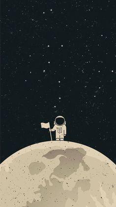 Astronaut Wallpaper - My Side Project - Wallpapers - Papéis de parede - Astronaut Wallpaper – My Side Project - Tumblr Wallpaper, Wallpaper Space, Dark Wallpaper, Aesthetic Iphone Wallpaper, Lock Screen Wallpaper, Galaxy Wallpaper, Mobile Wallpaper, Wallpaper Backgrounds, Aesthetic Wallpapers