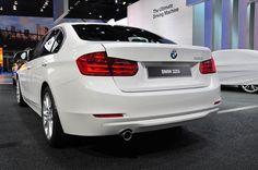 2014 BMW 320i NAIAS 2013