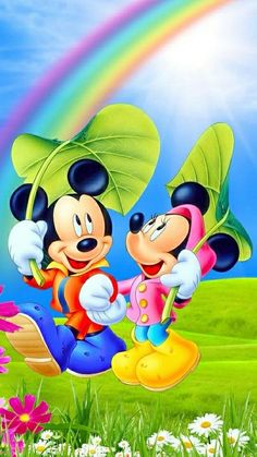 Mickey and minnie mouse iphone wallpapers Mickey Mouse Pictures, Mickey Mouse And Friends, Disney Mickey Mouse, Mickey Mouse Wallpaper, Cute Disney Wallpaper, Cartoon Wallpaper, Hd Wallpaper, Retro Disney, Disney Love