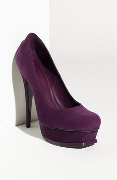 Yves Saint Laurent 'Tribute' Platform Pump available at Nordstrom