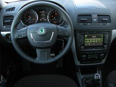 Test SUV Škoda Yeti s nejslabším dieselovým motorem TDI s předním náhonem Vw Group, 4x4, Diesel, Vehicles, Diesel Fuel, Car, Vehicle, Tools