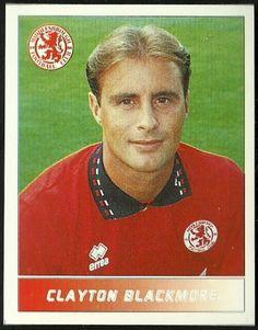 Clayton Blackmore