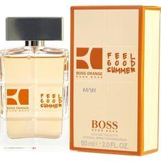 Boss Orange Man Feel Good Summer By Hugo Boss Edt Spray 2 Oz