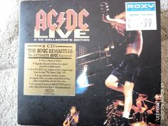 Cds For Sale, Ac Dc, Live Music, Event Ticket, Tours, Ebay