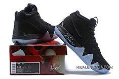 Online Nike Kyrie 4 Black Suede 2018