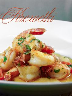 Krewetki Dim Sum, Potato Salad, Shrimp, Recipies, Food And Drink, Menu, Healthy Recipes, Healthy Food, Chicken
