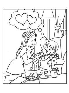 Coloring page. Information Age, Coloring Pages For Kids, Snoopy, Positivity, Comics, Fictional Characters, Art, Thinking About You, Coloring Pages