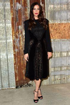 in Givenchy    - HarpersBAZAAR.com