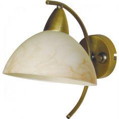 Wall Lamp Floris 1 Bronze