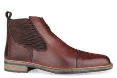 Shoe Connection - Rieker - 30863/25 mens leather chelsea boot. $269.99 https://www.shoeconnection.co.nz/mens/boots/slip-on-boots/rieker-3086325-leather-slip-on-ankle-boot?c=Brown%20Leather