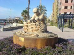 Monumento al espetero (Málaga)