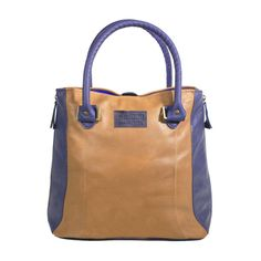 4741876c5d50 Made from airline seat leather, each In Flight Convertible Tote has its own  visual personality