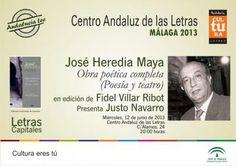 José Heredia Maya, poeta y profesor en la Universidad de Granada. En ambas facetas, gitano. Educacion Intercultural, Granada, Maya, Ecards, Memes, Gypsy, Professor, University, Literatura