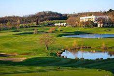 golf resort italy