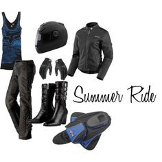 Motorcycle gear I'm daydreaming about, except for the boots. I like mine better