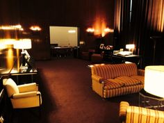 Roxy's hidden apartment at Radio City Music Hall