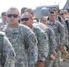 ☀Puerto Rico☀Our soldiers, serving in the US military.