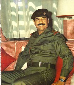 Saddam Hussein, Weapon Of Mass Destruction, Baghdad, Famous Men, The Republic, World History, Brunei, Troops, Marines
