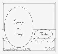 110 idées de Sketch (cartes) | cartes, scrapbooking, gabarit