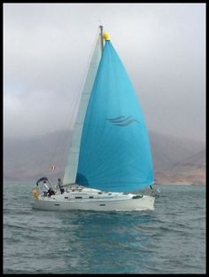 beautifully crafted sail in Gibraltar http://bit.ly/1DYgzNZ