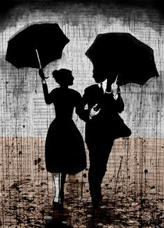 Introspective Portraits on Vintage Pages by Loui Jover - Found Wonders