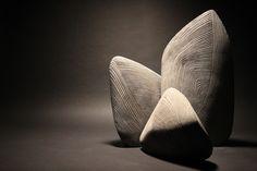 Thierry Martenon Sculptures Céramiques, Art Sculpture, Abstract Sculpture, Thierry Martenon, Contemporary Sculpture, Chinese Art, Installation Art, Ceramic Art, Art Forms