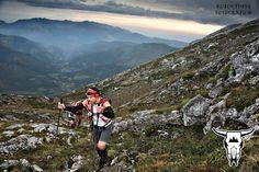 "Iñaki Catalan, ganador individual del I Ultra Trail del Macizo de Ubiña ""Güeyos del Diablu"""