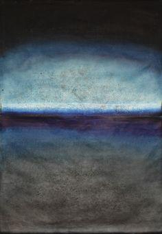 Elvire Ferle-Sans Titre #artistics #artisticsgallery #frenchartist #artiste #peinture #paint #painting #horizon #abstarct #abstrait http://www.artistics.com/fr/node/4212