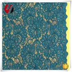 Cotton Soft Clothing Fabric Nigerian Wedding Lace Fabrics