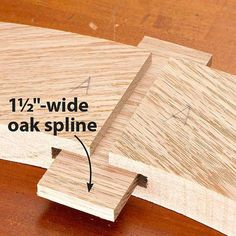 8 Ways for Joining Wood Joints